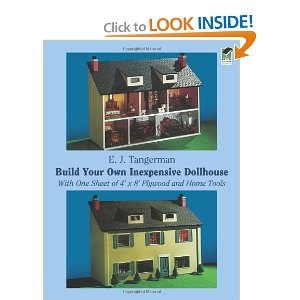 Library for How to make your own dollhouse